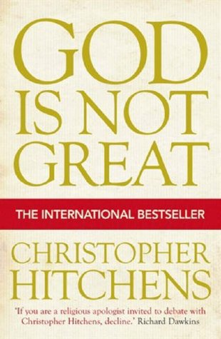 Cover of God Is Not Great by Christopher Hitchens